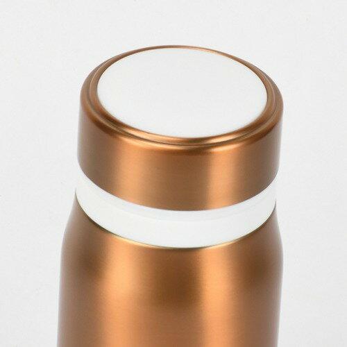 レターステンレスボトル350mlゴールドND-5842