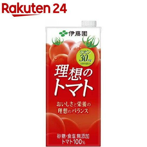 理想のトマト 紙(1L*6本入)