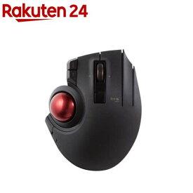 エレコム トラックボールマウス 親指 8ボタン チルト機能 ブラック M-XPT1MRBK(1個)【エレコム(ELECOM)】