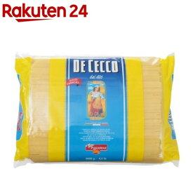 ディチェコ(DE CECCO) No.11 スパゲッティーニ(3kg)【ディチェコ(DE CECCO)】