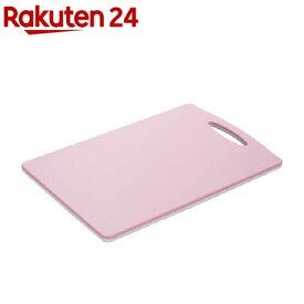 2色まな板M ピンク AP-5116(1コ入)【貝印】
