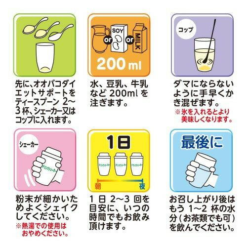 山本漢方オオバコダイエットサポート