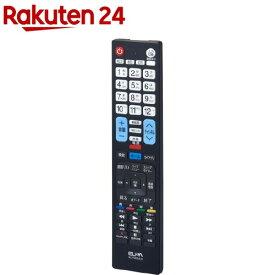 エルパ(ELPA) テレビリモコン LG用 RC-TV019LG(1個)【エルパ(ELPA)】