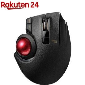 エレコム マウス トラックボール 親指操作 EX-G PRO ブラック M-XPT1MRXBK(1個)【エレコム(ELECOM)】