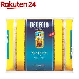 ディチェコ No.12 スパゲッティ(5kg)【ディチェコ(DE CECCO)】[パスタ]