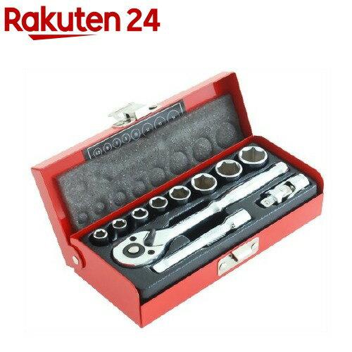 SK11 1/4ソケットレンチセット TS-211M 11PCS(1セット)【SK11】