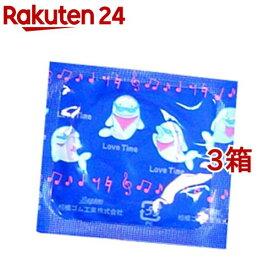 コンドーム サガミラブタイム(144個入*3箱セット)