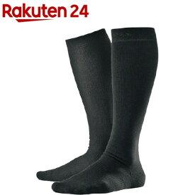 アルケア アンシルク・2 ソックス 弾性ストッキング ブラック M 20113(1足)【アルケア】