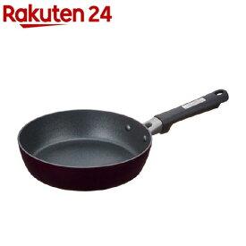 サーモス フライパン 20cm ブラック KFC-020 BK(1個)【サーモス(THERMOS)】