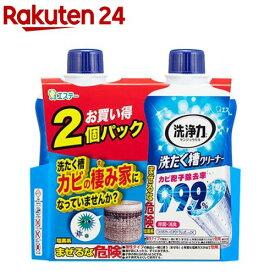 洗浄力 洗たく槽クリーナー(550g*2コ入)【rainy_2】
