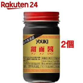 ユウキ 甜面醤(130g*2コセット)