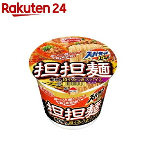 スーパーカップ1.5倍 担担麺 超やみつきスパイス仕上げ(12個入)【スーパーカップ】