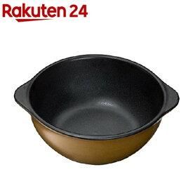 イシガキ産業 chocotto 電子レンジ オーブン対応 耐熱スープポット ブラウン(1コ入)