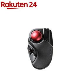 エレコム トラックボールマウス ワイヤレス 人差し指 中指操作 8ボタン M-HT1DRBK(1個入)【エレコム(ELECOM)】