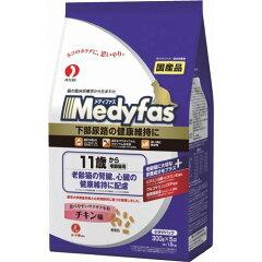 メディファス11歳から老齢猫用チキン味