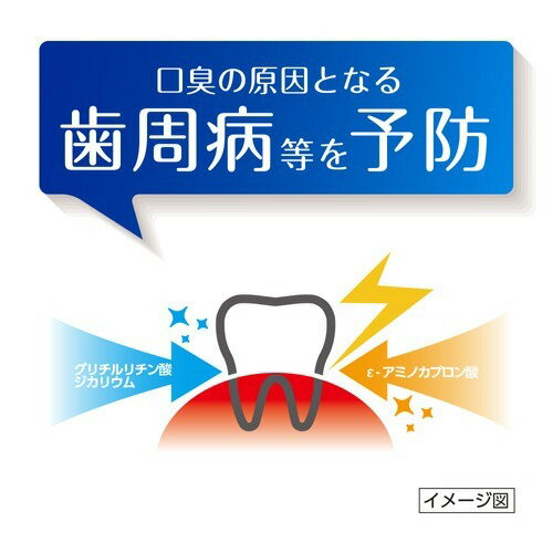 薬用イオン歯みがきブレスラボダブルミント