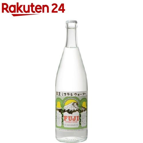 富士ミネラルウォーター ゴールドラベル 瓶(780mL*12本入)【富士ミネラルウォーター】【送料無料】