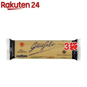 明治屋 ガロファロ シグネチャーグラニャーノIGP スパゲッティーニ 1.5mm(500g*3袋セット)【ガロファロ(GAROFALO)】