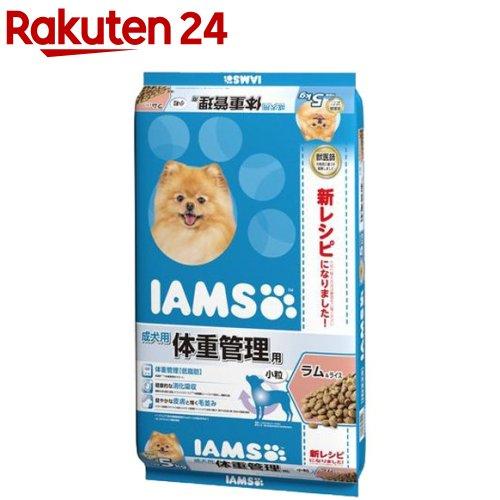 アイムス 成犬用 体重管理用 ラム&ライス 小粒(5kg)【アイムス】[【iamsd131609】]