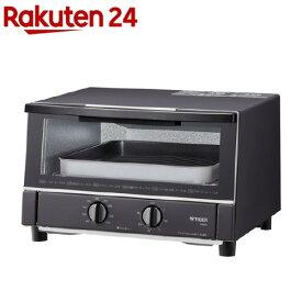 タイガー オーブントースター やきたて マットブラック KAM-S130 KM(1台)【タイガー(TIGER)】