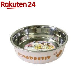 ドギーマン ステンレス食器ごはんにゃわん 犬用 Sサイズ ピンク(1コ入)【ドギーマン(Doggy Man)】