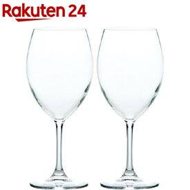 ワイングラス レセプション ボルドー 食洗機対応 610ml 30K83HS(2個入)