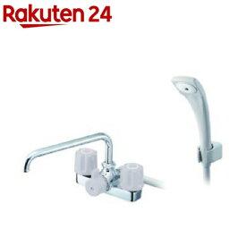 三栄水栓 ツーバルブデッキシャワー混合栓 SK710-LH(1コ入)