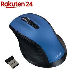 ナカバヤシ Digio2 大型無線BLueLEDマウス F_Line MUS-RKF147BL(1コ入)【ナカバヤシ】