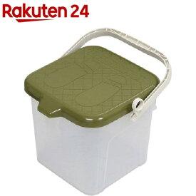 セフティー3 ガーデンNORINORIバケツ 9l olive(1コ)【セフティー3】