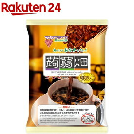蒟蒻畑 コーヒー味(12個*12袋入)【蒟蒻畑】