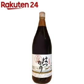 はつかり醤油(1.8L)【はつかり醤油】