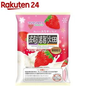 蒟蒻畑 いちごミルク(12個*12袋入)【蒟蒻畑】