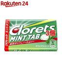 クロレッツ ミントタブ オリジナルミント(22.5g*3コセット)【クロレッツ】