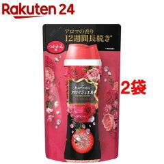 レノアハピネス アロマジュエル ダイアモンドフローラルの香り 詰替え 香り付け専用剤(455mL*2コセット)
