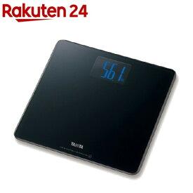 タニタ デジタルヘルスメーター ブラック HD-366-BK(1台)【タニタ(TANITA)】