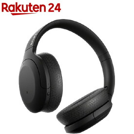 ソニー ワイヤレスノイズキャンセリングステレオヘッドセット WH-H910N BM ブラック(1台)【SONY(ソニー)】