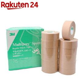 3M キネシオロジー テーピング マルチポアスポーツ レギュラー 25mm 274325(12巻)