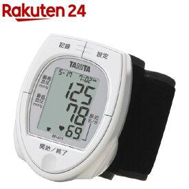 タニタ 手首式血圧計 ホワイト BP-A11-WH(1台)