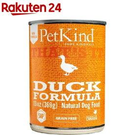 ペットカインド ザッツイット 缶詰 ダック(369g)