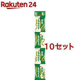 さやえんどうミニ4 さっぱりしお味(12g*4袋入*10コセット)