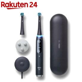 ブラウン オーラルB 電動歯ブラシ iO9 ブラックオニキス IOM92B22ACBK(1台)【ブラウン オーラルBシリーズ】