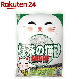 緑茶の猫砂(7L)