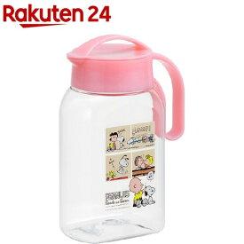 ピッチャー 冷水筒 タテヨコ・スクリューピッチャー1.8リットル PF K-1282(1コ)