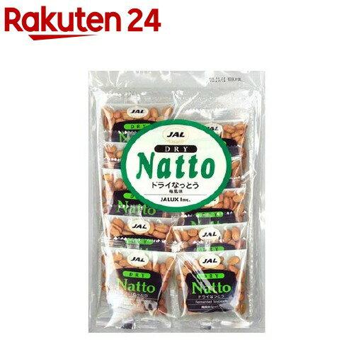 JAL ドライなっとう 梅風味(10g*10袋入)
