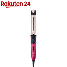 イオネ マイナスイオンスチームヘアーアイロン 26mm スパークルピンク IPM1826-P(1台)【イオネ(ione)】