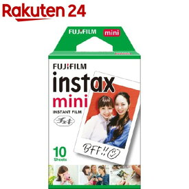 富士フイルム チェキ フイルム instax mini JP1(10枚入)【フジフイルム】