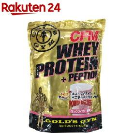 ゴールドジム ホエイプロテイン ミックスベリー風味(2kg)【ゴールドジム】