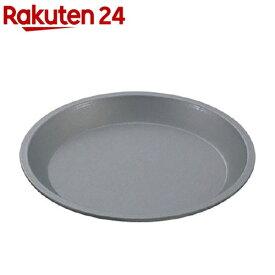 ブラックフィギュア パイ皿 浅 18cm D-022(1コ入)【ブラックフィギュア】