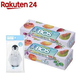 防臭袋BOS(ボス) Lサイズ 箱型(90枚*2コ入)【KENPO_09】【KENPO_12】【防臭袋BOS】