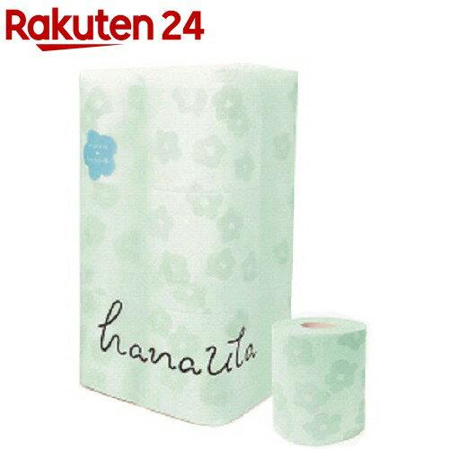 ハナウタ ダブル うたうつぼみの香り(12ロール)【ハナウタ(hanauta)】